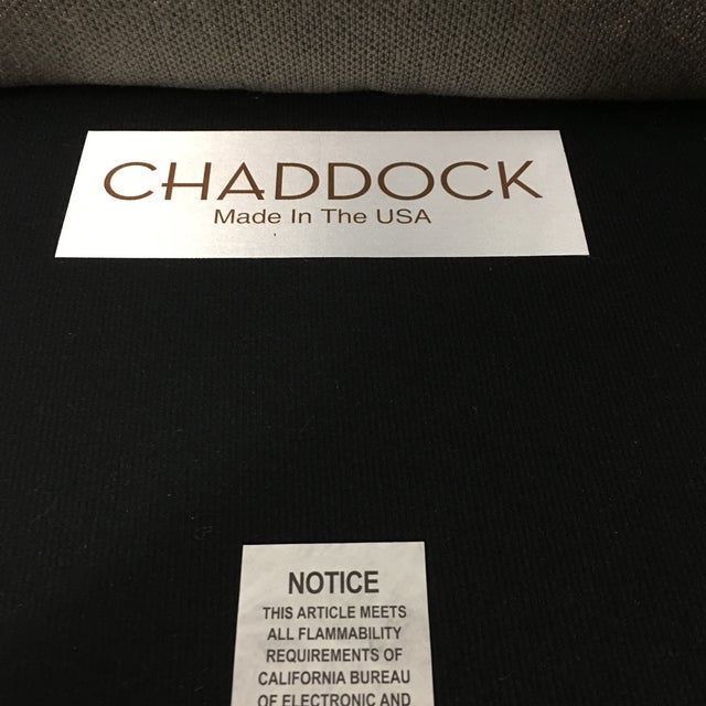 New Chaddock Torrey Arm Chair - Image 9 of 11