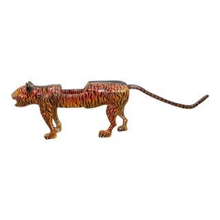 Circa 1900 Rare Mexican Tiger Dance / Costume For Sale