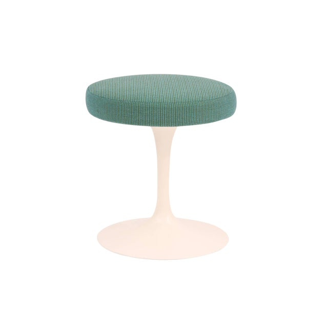 1960s Saarinen Knoll Swivel Stool For Sale