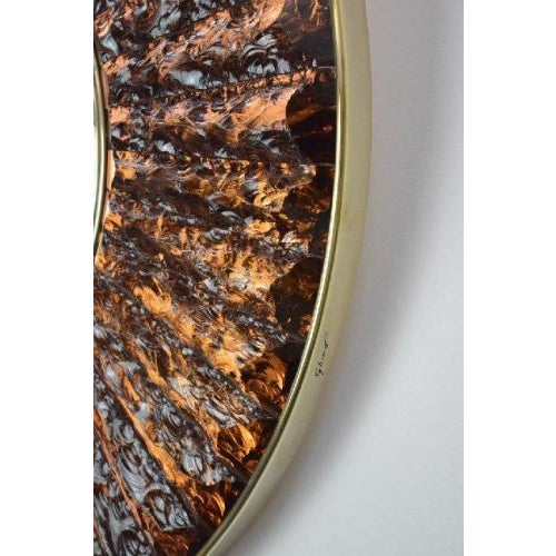 The Convex Studio Mirror is hand made in Milan Italy by artist Ghiro. The mirror is fully customizable and available in a...