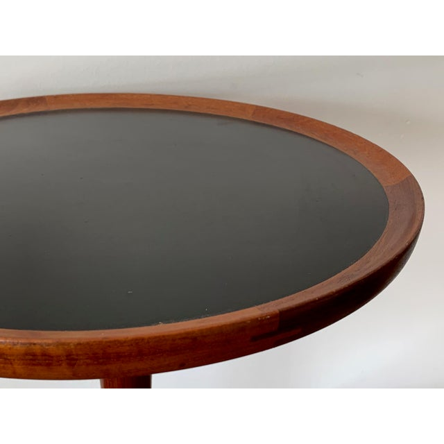 1960s Danish Modern Hans Andersen Teak Table For Sale In Tampa - Image 6 of 10