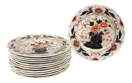 Image of English Traditional Decorative Plates