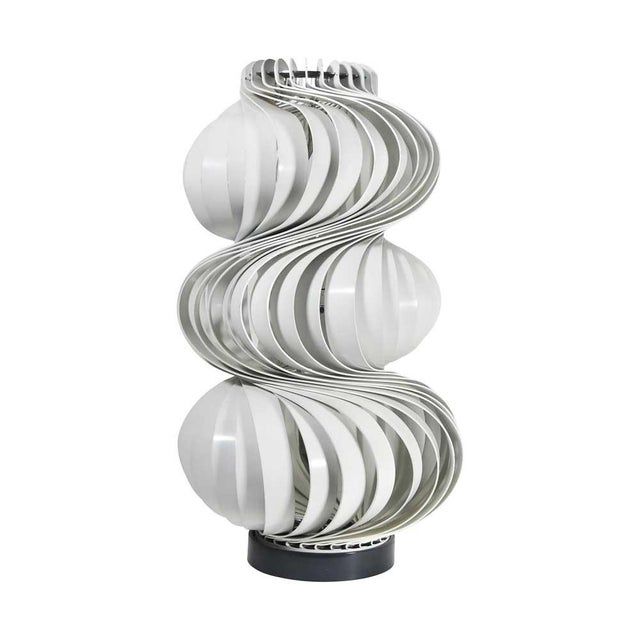 1960s Medusa Lamp by Olaf Von Bohr For Sale - Image 5 of 5