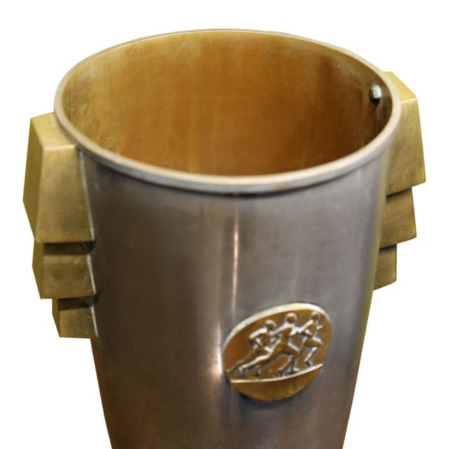 French Deco Trophy Cup For Sale - Image 6 of 8