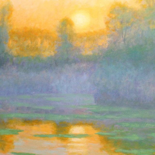 Contemporary Rob Longley, Summer Sunrise, 2017 For Sale - Image 3 of 7