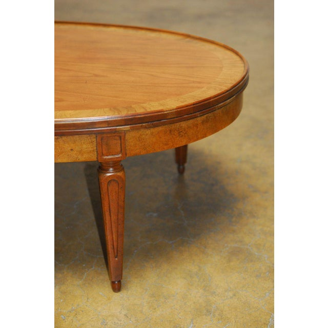 Baker French-Style Coffee Table - Image 5 of 7