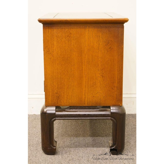 Wood Lane Furniture Alta Vista Nightstand For Sale - Image 7 of 11
