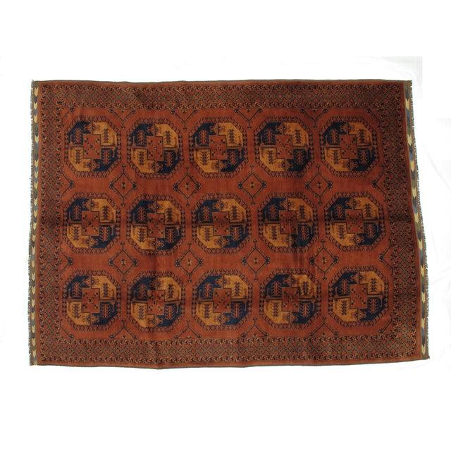 "Leon Banilivi Elephant Foot Carpet - 8'2"" X 11' - Image 1 of 5"
