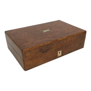 19th Century English Box For Sale