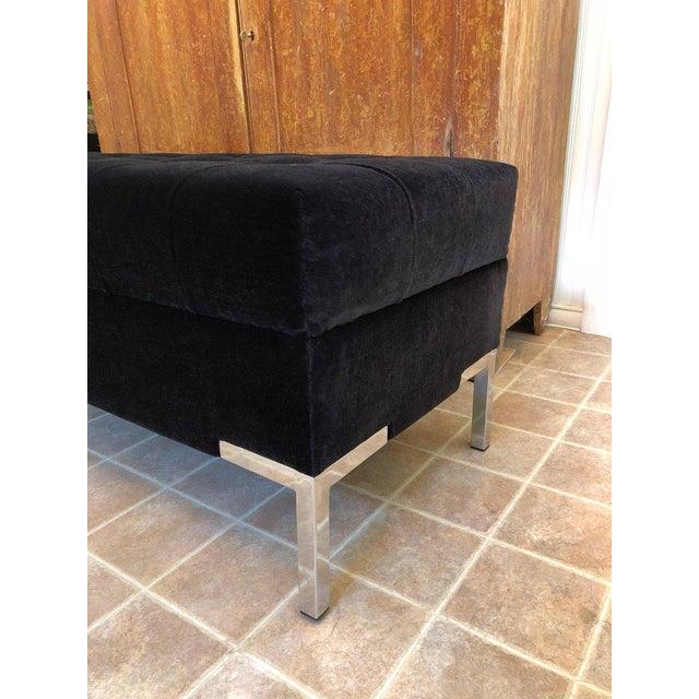 Phenomenal Mid Century Modern Integrated Leg Mondrian Bench Chairish Spiritservingveterans Wood Chair Design Ideas Spiritservingveteransorg