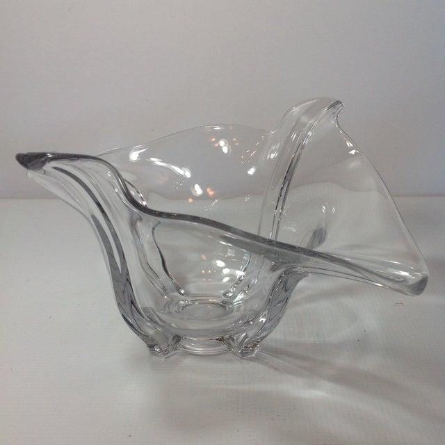Steuben Grotesque Crystal Bowl - Image 4 of 6