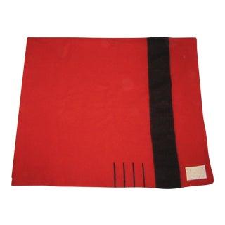 Hudson Bay Wool 4-Point Blanket