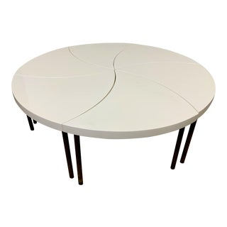 Late 20th Century Modernist Modular Coffee Table - 6 Pieces For Sale