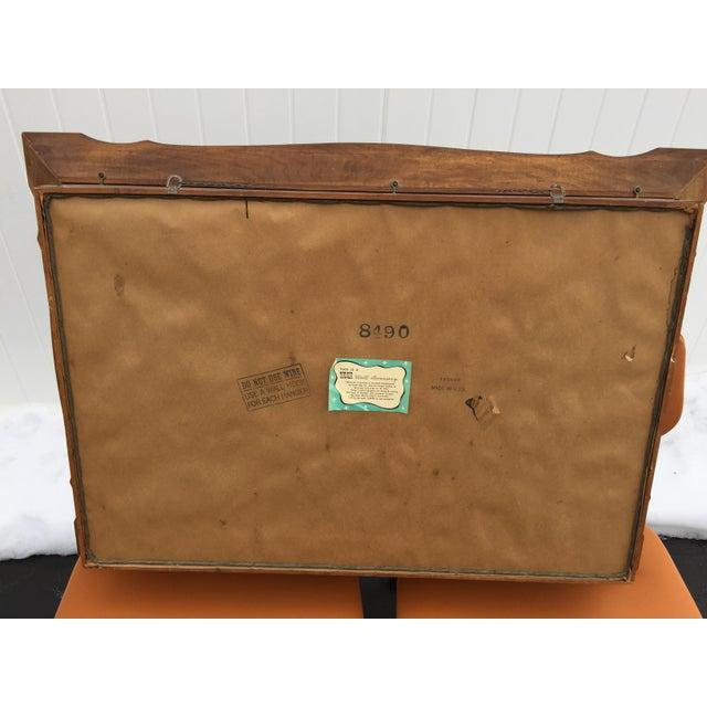 Mid-Century Turner Shadow Box - Image 6 of 6