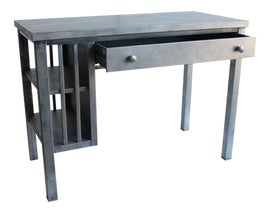 Image of Newly Made Metal Desks