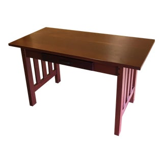 Solid Mahogany Table/Desk