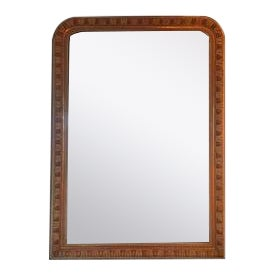 Louis Philippe Mirror From France, 19th Century For Sale