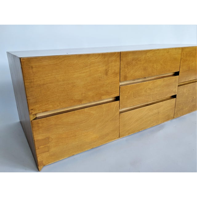 Edmond Spence Cabinet in Maple For Sale - Image 5 of 8