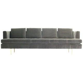Mid-Century Edward Wormley Dunbar Sofa For Sale