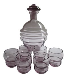 Image of Pool Room Carafes and Decanters