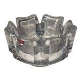 Image of Orrefors Decorative Crystal Bowl For Sale