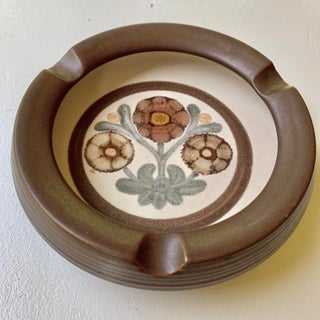 1960s Rare Langley of England Mayflower Cigar Ashtray Preview