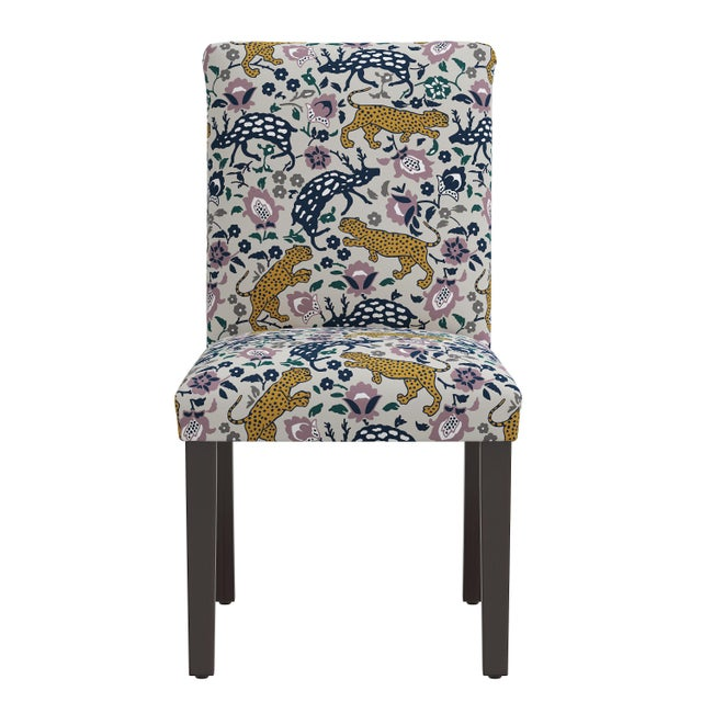 Absolutely timeless, this Dining Chair has the chic finishing touch your dining décor needs. These elegant armless dining...