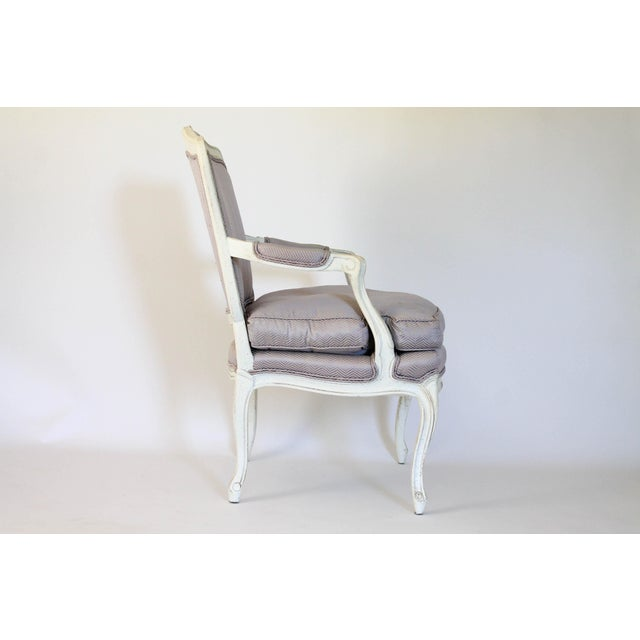 Henredon Bergere Accent Chair - Image 4 of 11