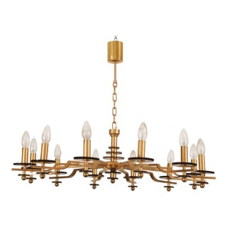 Beautiful Large Italian Chandelier For Sale