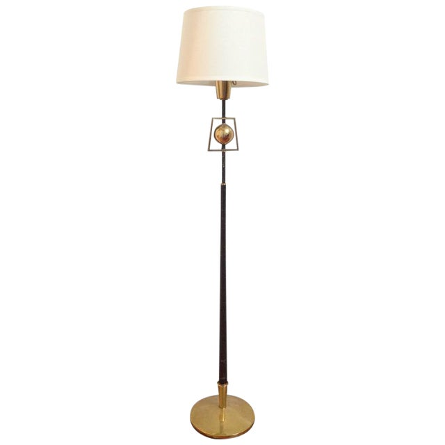 Mid-Century Modern Floor Lamp - Image 1 of 8