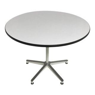 Eames for Herman Miller 650 5 Leg Base Dining Table For Sale