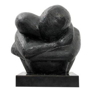 Large Larry Mohr Figural Maquette/Sculpture For Sale