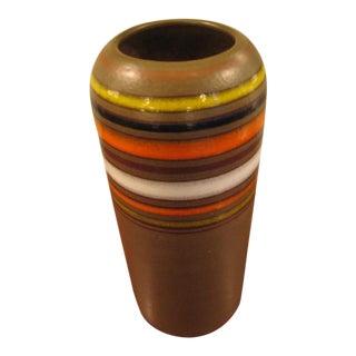Alvino Bagni Tall Vase for Rosenthal Netter For Sale