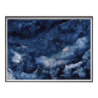 """Molly Frances """"Cumulus No. 3"""" Unframed Print For Sale"""