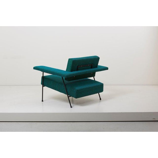 Mid-Century Modern Newly Upholstered Lounge Chair by Adrian Pearsall for Craft Associates, Us For Sale - Image 3 of 9