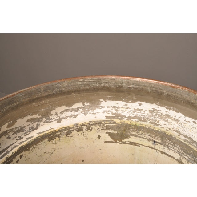 Large Copper Pot, Switzerland, 1940s For Sale In Boston - Image 6 of 10