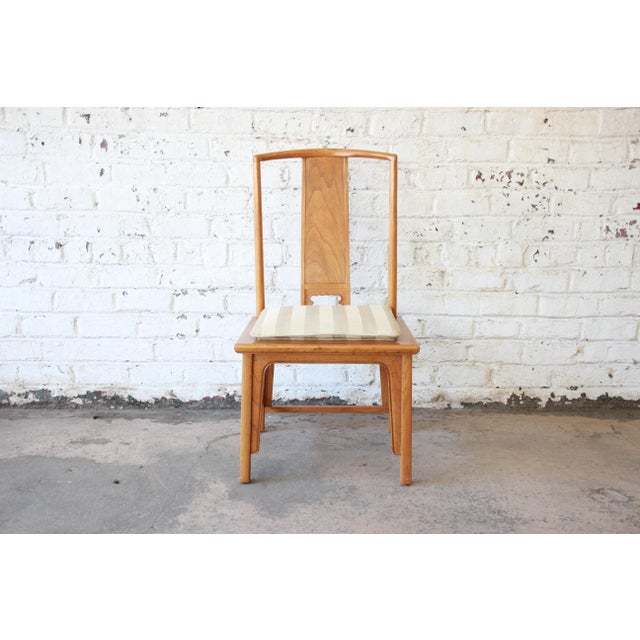 Baker Furniture Chinoiserie Ming Dining Chairs - Set of 6 For Sale - Image 10 of 15