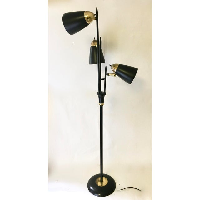 "Gerald Thurston for Lightolier ""Triennale"" Floor Lamp - Image 6 of 6"