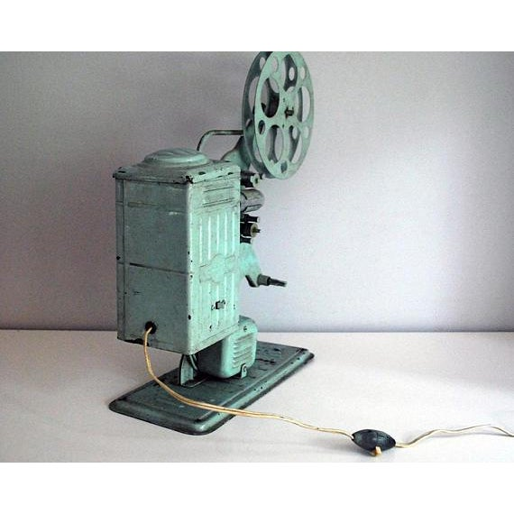 Keystone Moviegraph Silent Film Projector, 1930s