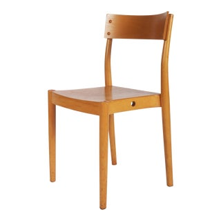 Stackable Portex Dining Chair by Peter Hvidt & Orla Mølgaard-Nielsen for Fritz Hansen, 1960s For Sale