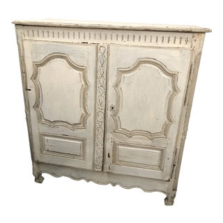 18th Century Louis XV Meuble d'Appuis Cabinet