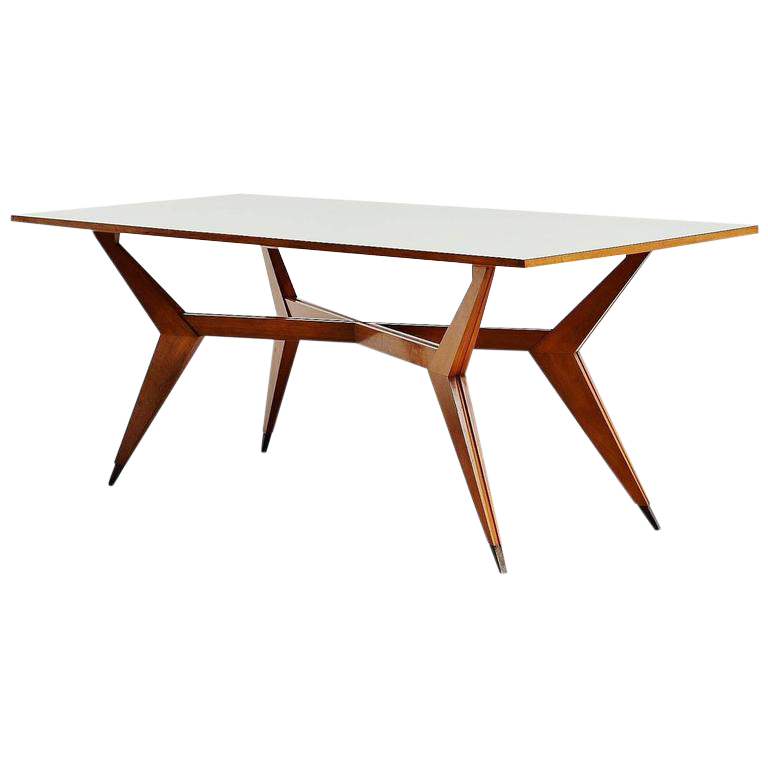 Ico Parisi Dining Table Pre MIM Production, 1950   Image 1 Of 11
