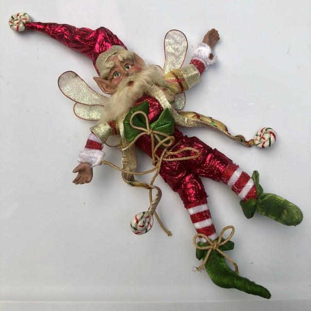 cottage mark roberts vintage christmas elf for sale image 3 of 11 - Mark Roberts Christmas