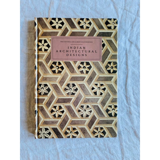 Paper Vintage Victoria and Albert Museum Indian Architectural Designs For Sale - Image 7 of 7