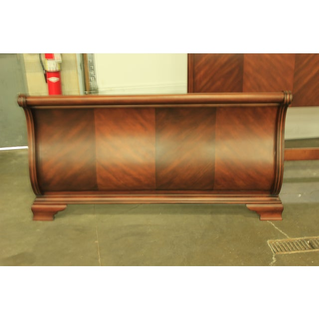 Tuscany Queen Sized Sleigh Bed Frame - Image 3 of 5