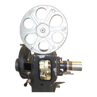 1922 Design Motion Picture 35mm Theatre Projector For Sale
