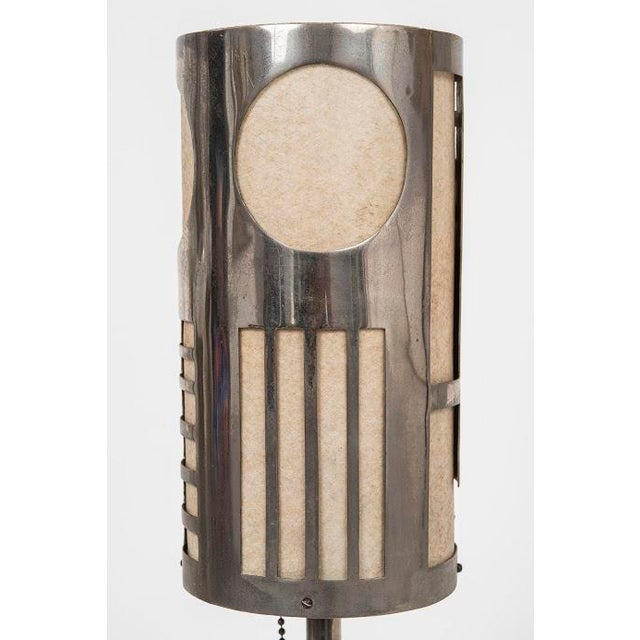 Karl Hagenauer Karl Hagenhauer Table Lamp For Sale - Image 4 of 7