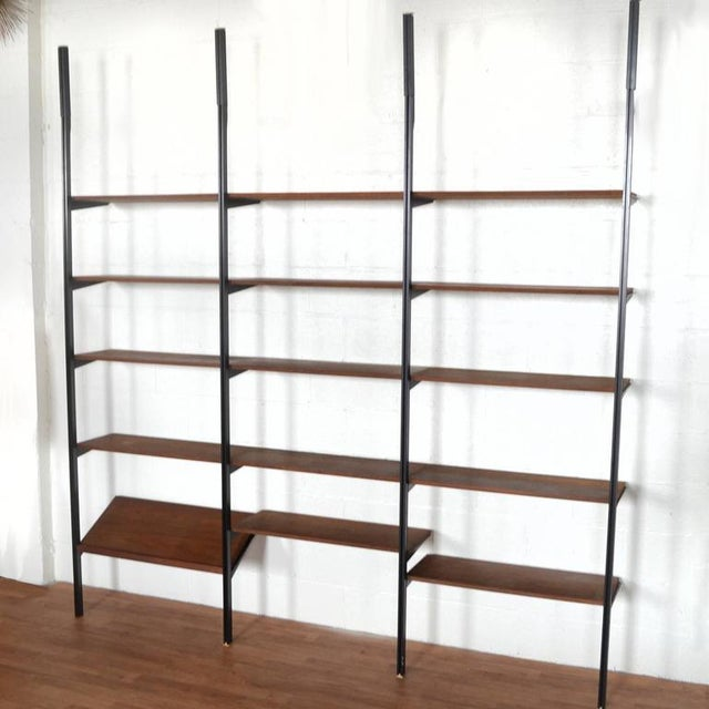 George Nelson Omni Shelving Unit For Sale In Chicago - Image 6 of 11
