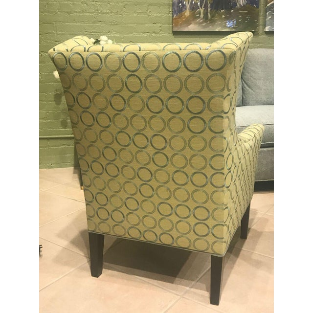 Hickory Chair Jackson Wing Chair - Image 3 of 7