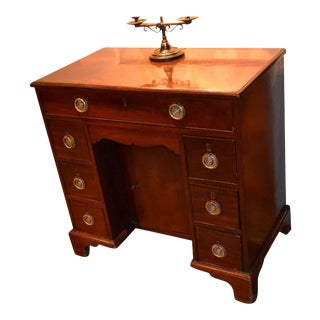 Georgian Dressing Table For Sale